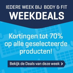 Body & Fit Weekdeals