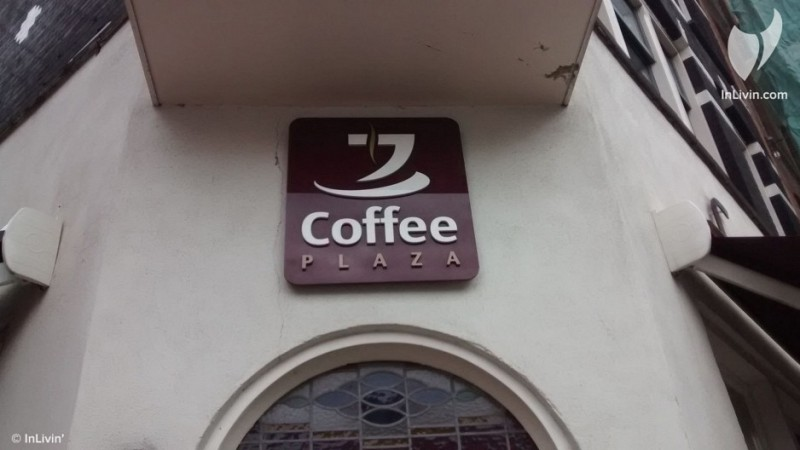 Coffee Plaza has InLivin