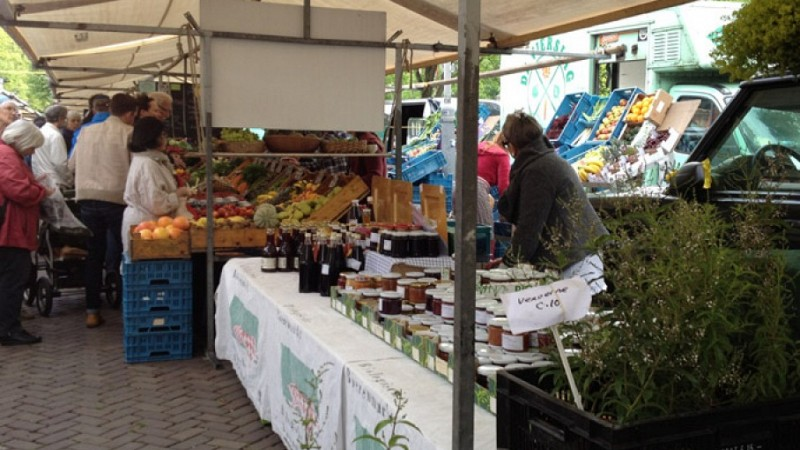 Organic Food Markets In Amsterdam Are Closer Than You Think