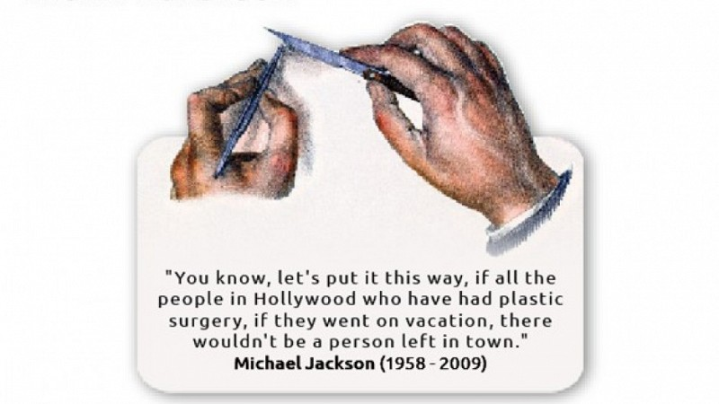 Michael Jackson On Plastic People