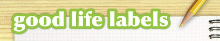 Good Life Labels Layers title